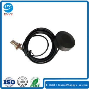 Free Sample GPS Active External Antennas with TNC Connector pictures & photos