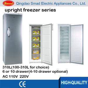 Mini Portable Upright Deep Freezer Price pictures & photos