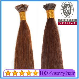 High Quality Remy Hair I-Tip Hair Extension pictures & photos