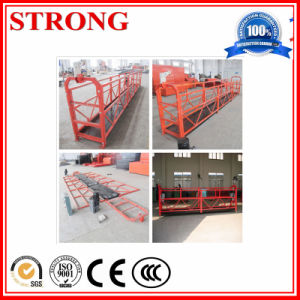 Zlp800 Suspension Platform High Altitude Work Lift Basket for Construction pictures & photos