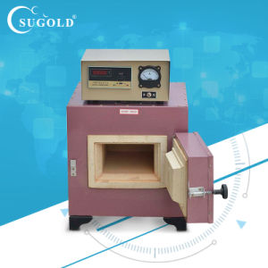 Programmable High Temperature Muffle Furnace for Laboratory Sugold pictures & photos