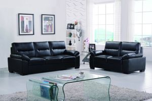 Top Grain Leather Couch Leather Sofa for Living Room Furniture pictures & photos