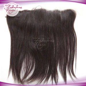 Brazilian Frontals 13X4 Swiss Lace Closure Ear to Ear Frontal pictures & photos