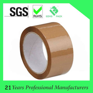 Waterproof Acrylic Adhesive Tape Brown Packing Tape pictures & photos