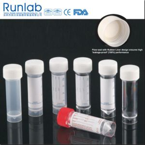 FDA Registered and Ce Approved 30ml Universal PP Specimen Containers with Boric Acid pictures & photos