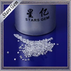 1mm Full Stock White Color High Quality Cubic Zirconia Gemstones for Fashion Jewelry pictures & photos