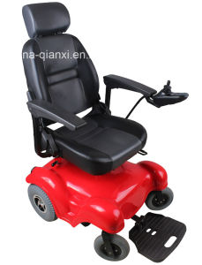 Handcipped Electric Wheelchair for Disabled pictures & photos