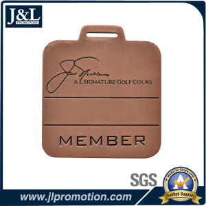 Customer Logo Golf Bag Tag Good Quality pictures & photos