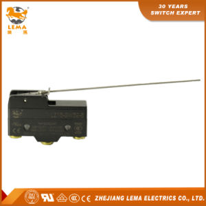 Lema Low Force Wire Hinge Lever Lz15-Gw52-B Micro Switch pictures & photos