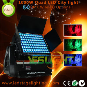 2017 Hot Sale LED City Wall Washer 10W*96PCS RGBW LEDs Waterproof with Ce, RoHS, FCC pictures & photos