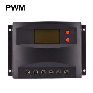 12V 24V Auto PWM Solar 60A Solar Charge Controller pictures & photos