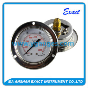 All Stainless Steel Liquid Filled Pressure Gauge - Pressure Transmitters pictures & photos