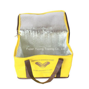 Tote Picnic Bag Cooler Bag with Customed Size (YYCB052) pictures & photos