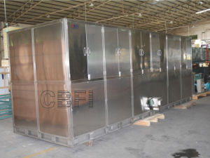 PLC Controller 10 Tons Ice Cube Machine pictures & photos
