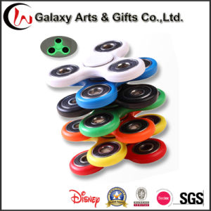 Solid Color Anti Stress Spinner Hand Fidget Hand Spinner Gyro pictures & photos