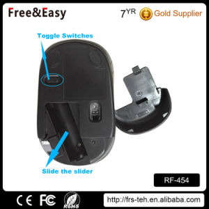 Top Grade Wireless Optical Mouse pictures & photos