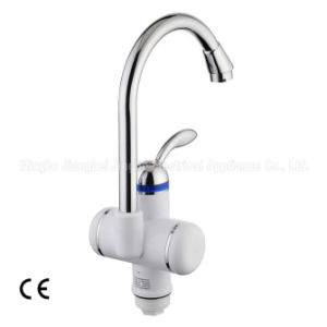Quick Heating Water Faucet Kitchen Taps Basin Mixer pictures & photos