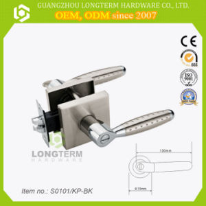 Dimple Design Lever Handle Heavy Duty Euro Lever Type Door Locks pictures & photos