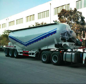 Chinese Brand New Cement Tanker Semi Trailer pictures & photos