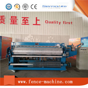 Welded Roll Wire Mesh Making Machine pictures & photos