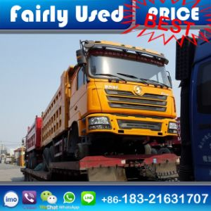 Used China Truck Shacman Dumper Truck of Shacman Tipper Truck pictures & photos