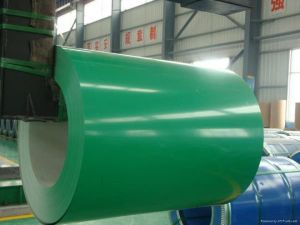Prepainted Zincalum Steel Coil/Alum Zinc Color Steel Sheet pictures & photos