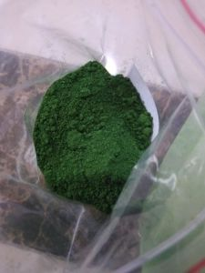 Chromium Oxide Green PT-5396 for Art, Painting, Printing etc. pictures & photos