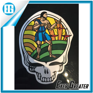 Full Color Offset Printing Vinyl Sticker pictures & photos