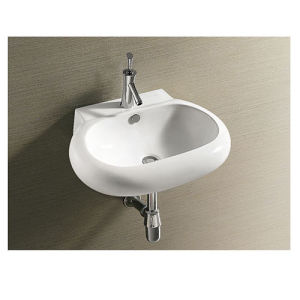 Wall Hung Bathroom Sink pictures & photos