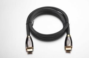 High Speed HDMI 2.0 1080P Cable with Gold Plated Connectors pictures & photos