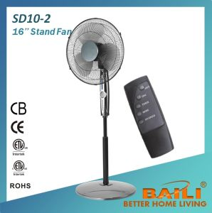 Hot 16′′ Stand Fan with Remote Control pictures & photos