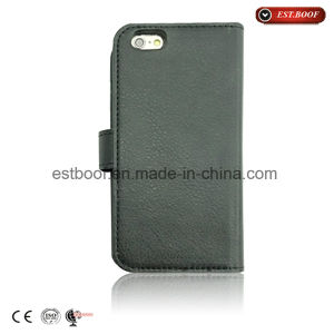 Genuine Leather Wallet Flip Mobile Phone Accessories pictures & photos