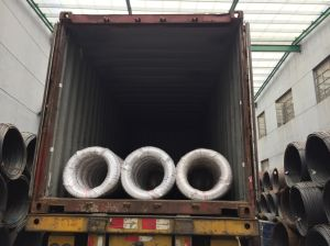 Hard Drawn Steel Wire Q235 with Competitive Price pictures & photos