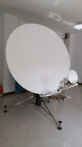 1.8m Carbon Fiber Flyaway Satellite Antenna pictures & photos