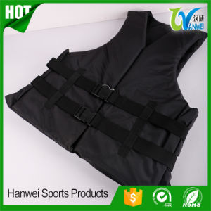Most Popular Multifunction Personalized Black Style Life Jacket (HW-LJ043) pictures & photos