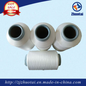 40100/48f 100% Nylon Air Covered Yarn for Knitting pictures & photos