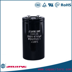 25V 4700UF Capacitor Aluminium Electrolytic Capacitor pictures & photos