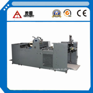Fully Automatic Paper Hot Melt vacuum Automatic PVC Plastic Laminating Machine with Ce Standard pictures & photos