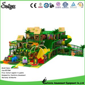 Hot Sale Forest Theme Amusement Naughty Fort Children Playground Equipment pictures & photos