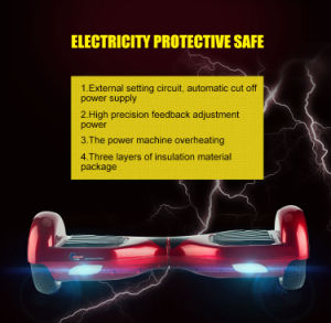USA Germany Warehouse Ce SAA UL Listed China Top Supplier Electric Hoverboard with Bluetooth pictures & photos