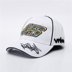 White Motorcycle Hat/Outdoor Cap/Racing Cap (ASC10) pictures & photos