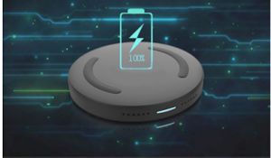 Universal Micro USB Qi Portable Mobile Phone Charger Travel Wireless Charger pictures & photos