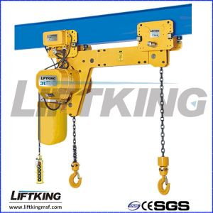 Double Hook Mini Electric Hoist with High Quality pictures & photos
