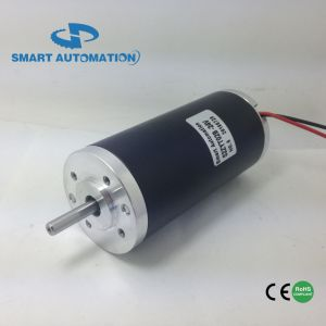 Dia. 52mm Engraving Machine DC Motor, 12000rpm, Output 350W