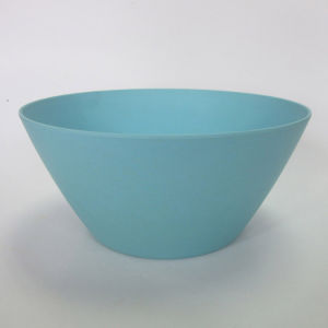 Bamboo Fiber Big Bowl Solid Color Tableware pictures & photos