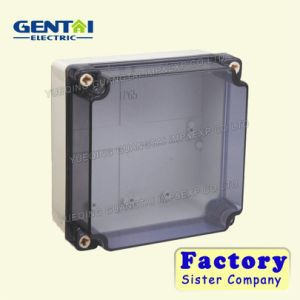 IP65 Waterproof Junction Box Distribution Box Plastic Box (Europe type) pictures & photos
