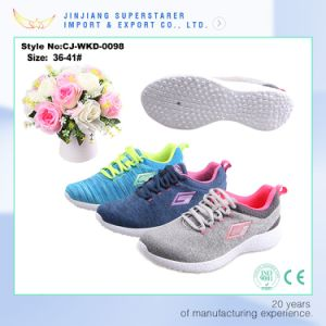 Fashion Ladies Sport Shoe Running Shoes pictures & photos