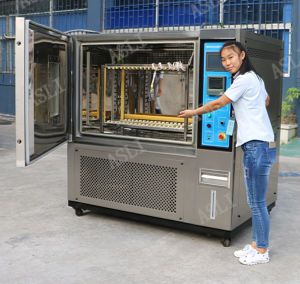 Programmable Temperature Control Humidity Environmental Testing Chamber pictures & photos