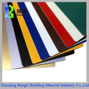 Aluminum Composite Material Plastic Ceiling Panel for Decoration pictures & photos