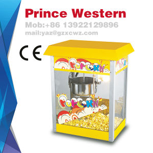 Hot Sale Low Price 8ounce Commercial Electric Popcorn Machine with Cart pictures & photos